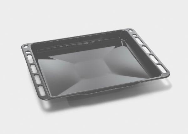 BN640 Backblech H: 40 mm für Smeg Einbaubackofen 60 cm und 45 cm Kompakt