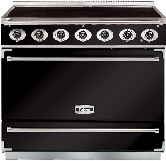 900S Range Cooker Semi Professional 90 cm