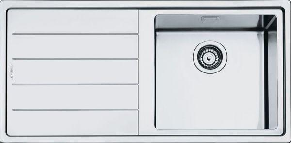 LFT100 Einbau Spülbecken 100 cm Mira Design