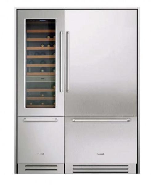 Kitchenaid Vertigo Kackx 09090 Edelstahlrahmen Typ 90 90