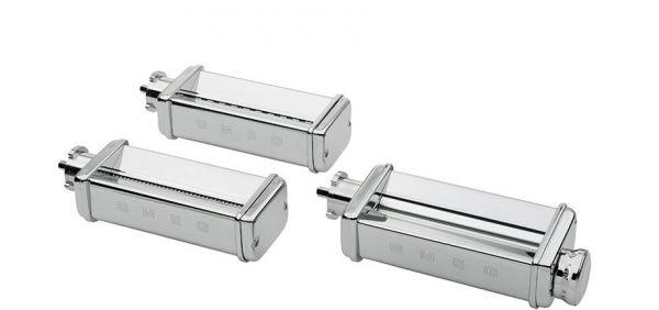 SMPC01 Pasta-Roller Aufsätze für Smeg SMF01 Küchenmaschine