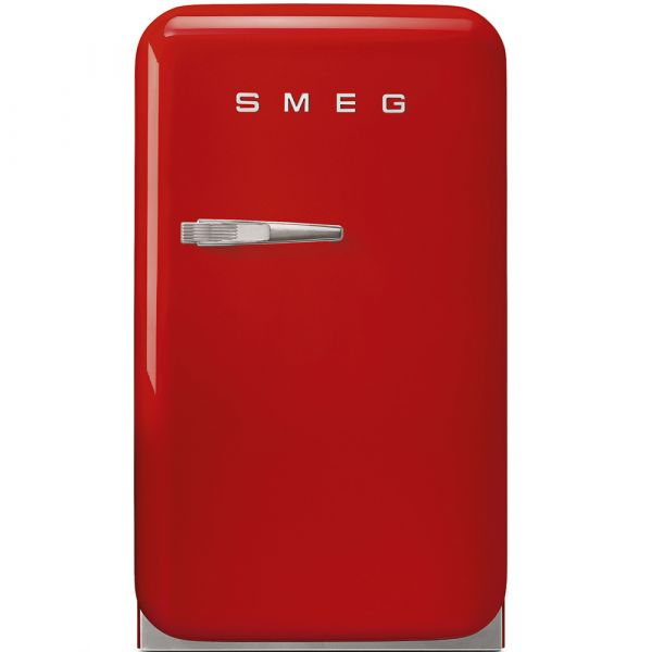 smeg fab5 mini k hlschrank ger uschlos minibar in vielen. Black Bedroom Furniture Sets. Home Design Ideas
