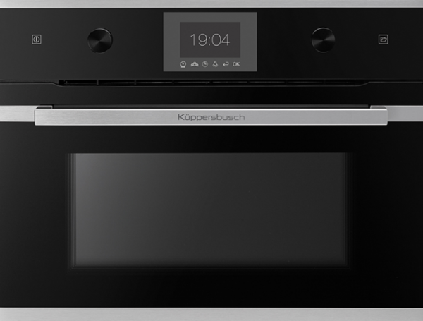CD6350.0S Einbau Dampfgarer Comfort+