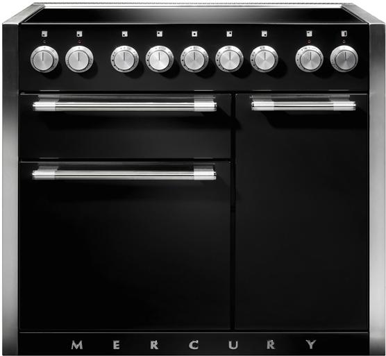 Mercury Range Cooker Standherd Semi Professional in 3 Größen verfügbar