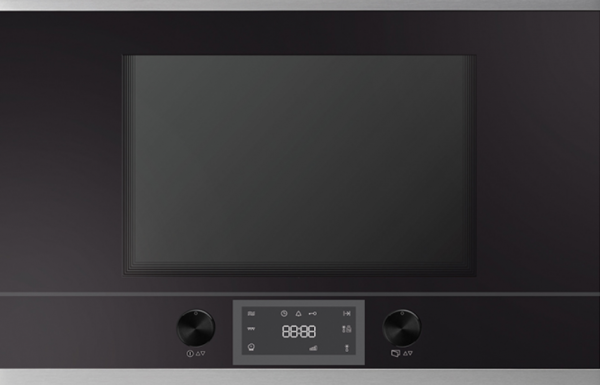 Kompakt Einbau Mikrowelle Türanschlag rechts / links Comfort+