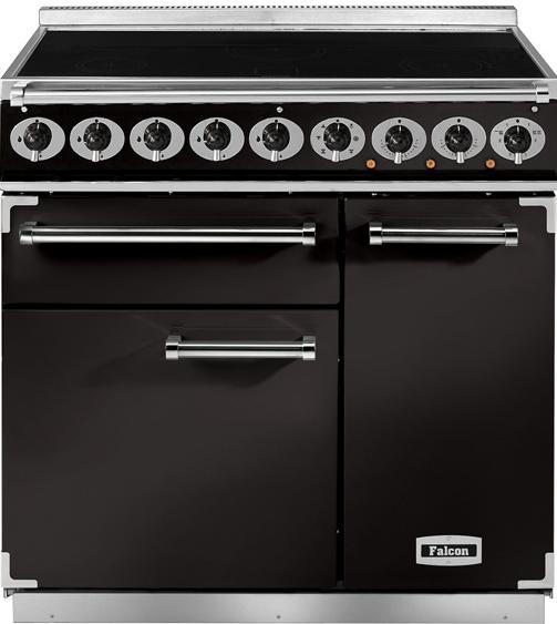 Deluxe Range Cooker Semi Professional verfügbar in 3 Größen