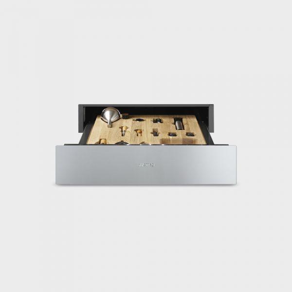 CPS315X Sommelier Schublade 15 cm Edelstahl Classici Design