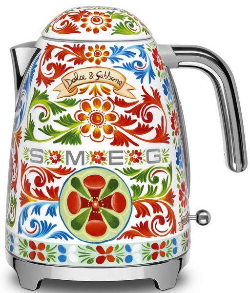 KLF03DGEU Wasserkocher im Dolce & Gabbana Design