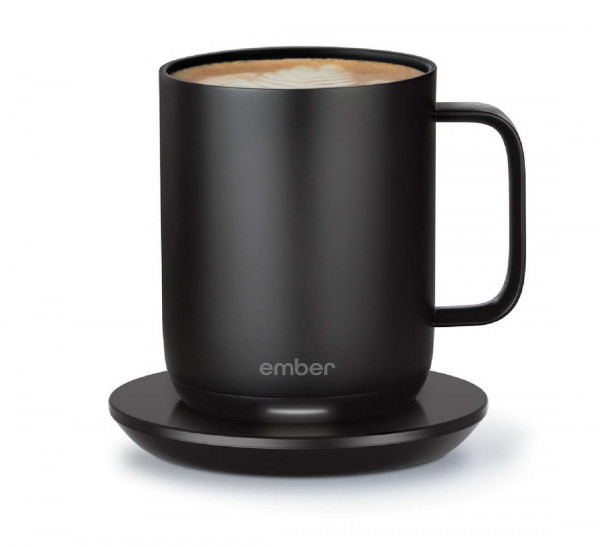 Ceramic Mug 2 - 295 ml CM191000EU Tasse mit Wunsch-Temperatur in schwarz