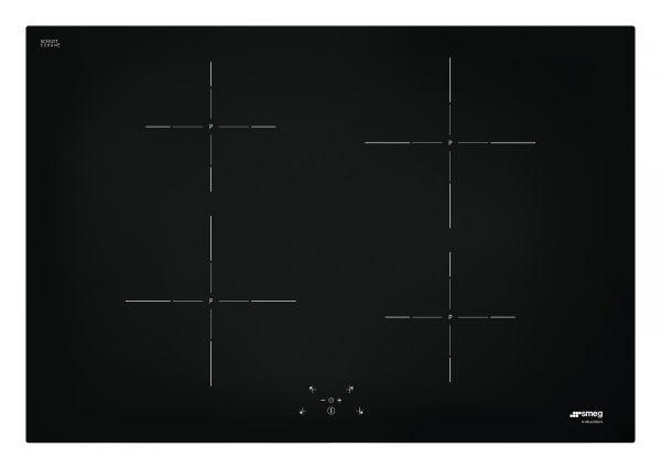 SI5741D Einbau Kochfeld mit Induktion 75 cm Nostalge Design