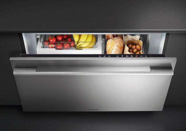 RB90S64MKIW2 Kühlschublade 90cm Breite vollintegrierbar A+
