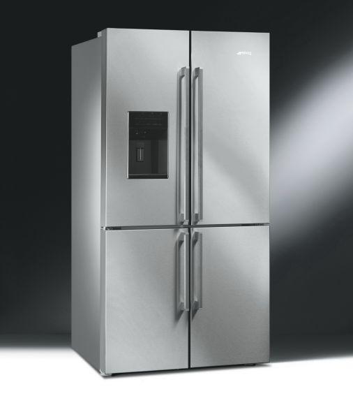 FQ75XPED French Door Kühlschrank mit Eismaschine 91 cm Breite ...