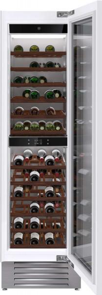 WineCooler V6000 Supreme 205 x 90 cm Luxus Weinkühlschrank rechtsanschlag