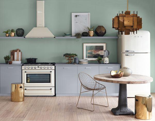 Smeg Kühlschrank Pastelgrün : Smeg fab retro design kühlschrank im er look alle farben a