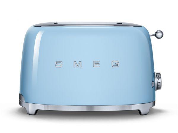 TSF01 Toaster für 2 Scheiben im 50er Jahre Retro Design