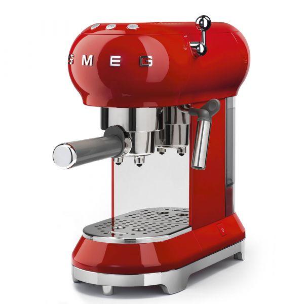 ECF01 Kaffeemaschine im 50er Jahre Retro Design