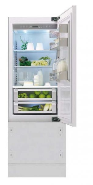 Vertigo KCVCX 20750 vollintegrierbar Luxus Kühlschrank 206 x 75 cm