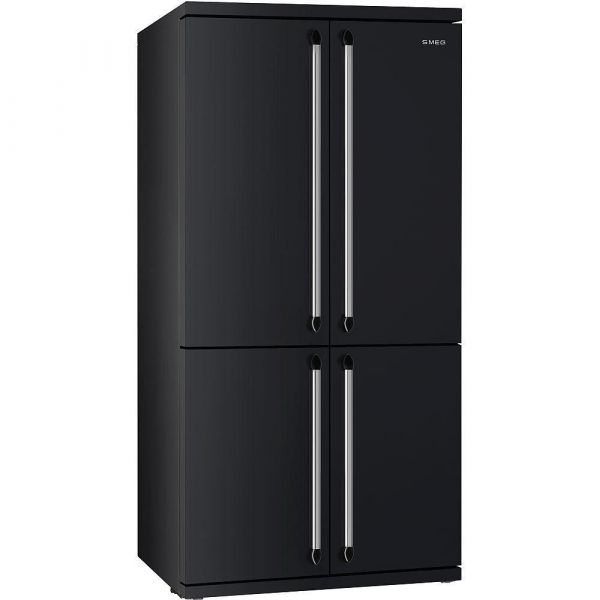smeg fq960 french door k hlschrank im victoria design 92cm. Black Bedroom Furniture Sets. Home Design Ideas