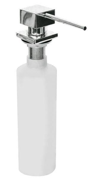 KITDSQ Einbau Seifenspender für Smeg Spübecken
