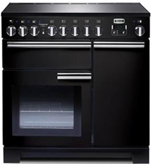Professional Deluxe Range Cooker Standherd mit Multifunktionsbackofen