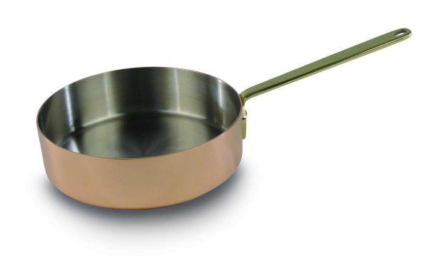 4603-20 Sautoir mit Stiel Ø= 20 cm Höhe= 5,5 cm Vol.= 1,7 Liter