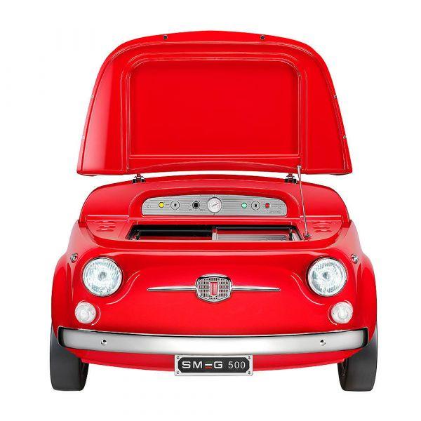 SMEG500 - Minibar im Fiat500 Retro Design