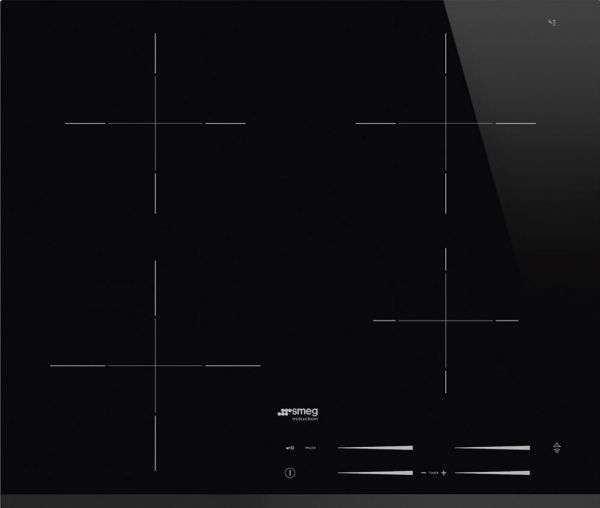 SI7643B Einbau Kochfeld mit Induktion 60 cm Neutrales Design