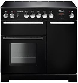 Infusion Range Cooker Standherd in 90 oder 110 cm bestellbar
