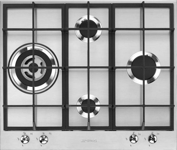 PX364LDE Einbau Gaskochfeld 60 cm Classici Design