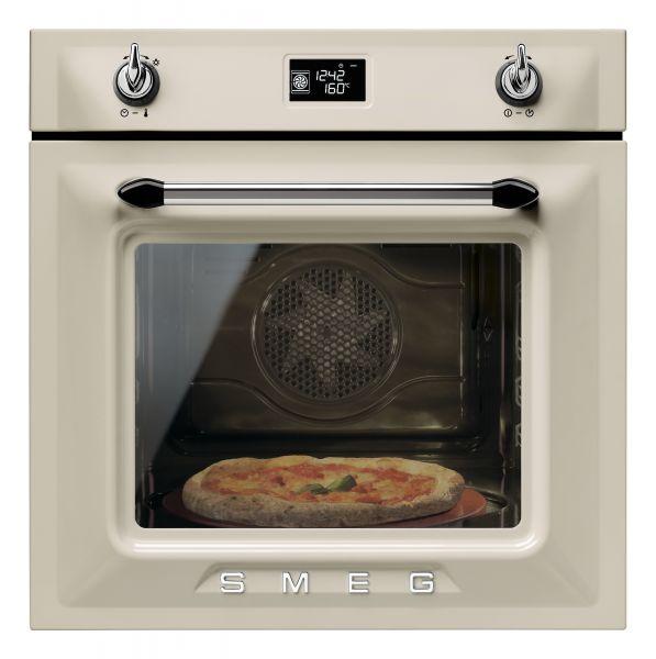 SF6922 Einbaubackofen mit Pizzafunktion im Victoria Design