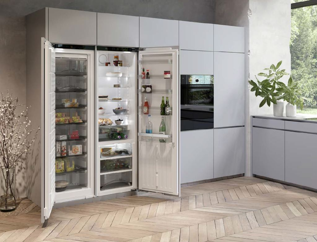 Kitchenaid Kühlschrank Side By Side : V zug jumbo i einbau kühlschrank cm a