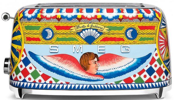 TSF02DGEU Toaster im Dolce & Gabbana Design