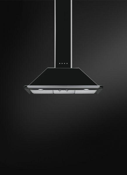 KT90 Wandhaube 90 cm im Victoria Design