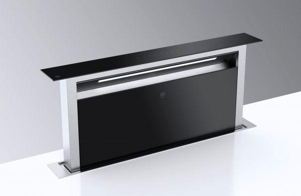 DSTS Tischlüfter 90 cm für Ab- oder Umluft - 5 Jahre Garantie