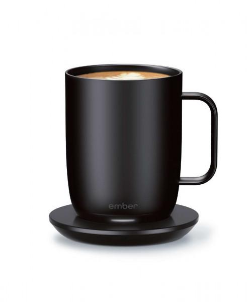 Ceramic Mug 2 - 414 ml CM191400EU Tasse mit Wunsch-Temperatur in schwarz