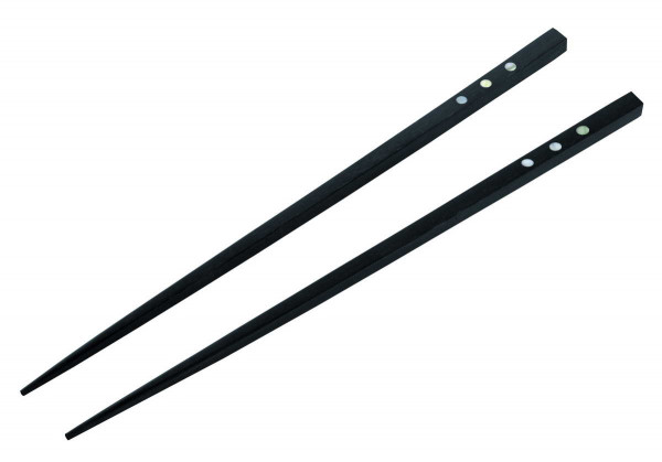 Minamoto Essstäbchen aus Rosenholz 24 cm lang