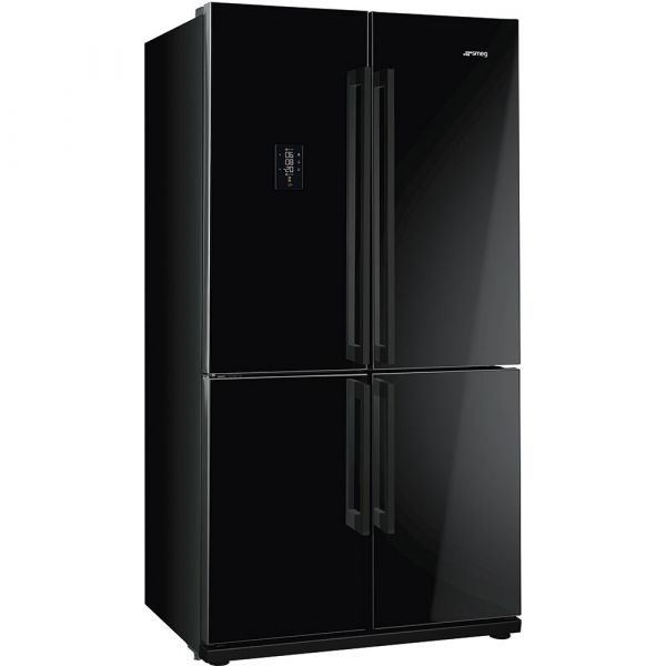 smeg fq60 frenchdoor k hl gefrierkombination nofrost 92cm. Black Bedroom Furniture Sets. Home Design Ideas