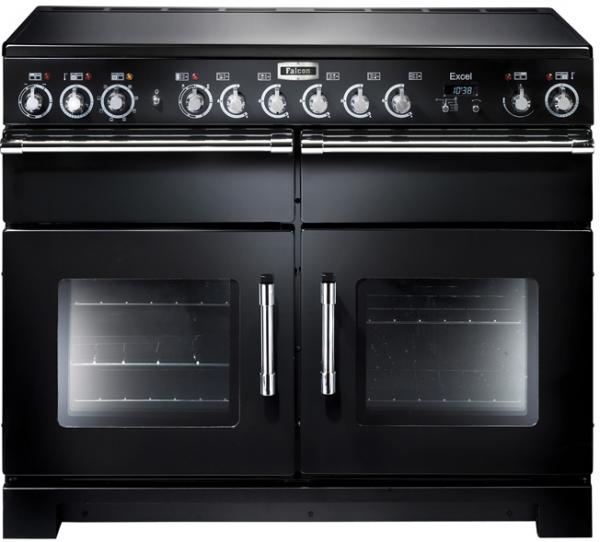 Excel 110 Range Cooker 3 Backöfen mit Gas oder Induktion