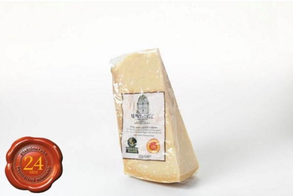 Parmigiano Reggiano DOP 24 Monate gereift / 1 kg Parmesan