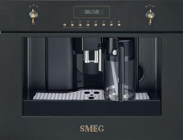 CMS8451 Einbau Kaffeevollautomat im Nostalgie Design