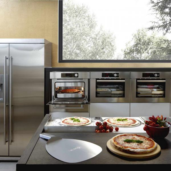 645SLZE4 Kompakt Pizzaofen - Spezial Backofen 30 bis 400 Grad Celsius