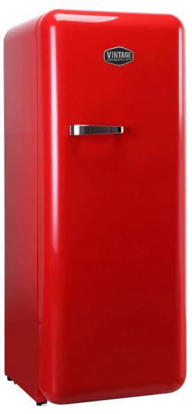 Havanna Retro Design Kühlschrank - Korpus aus einem Stück