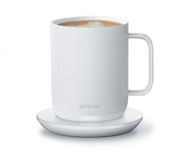 Ceramic Mug 2 - 295 ml CM191002EU Tasse mit Wunsch-Temperatur in weiß