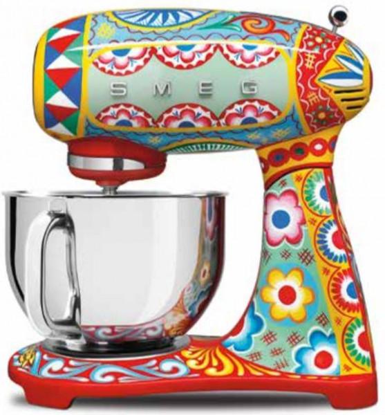 SMF03DGEU Küchenmaschine im Dolce & Gabbana Design